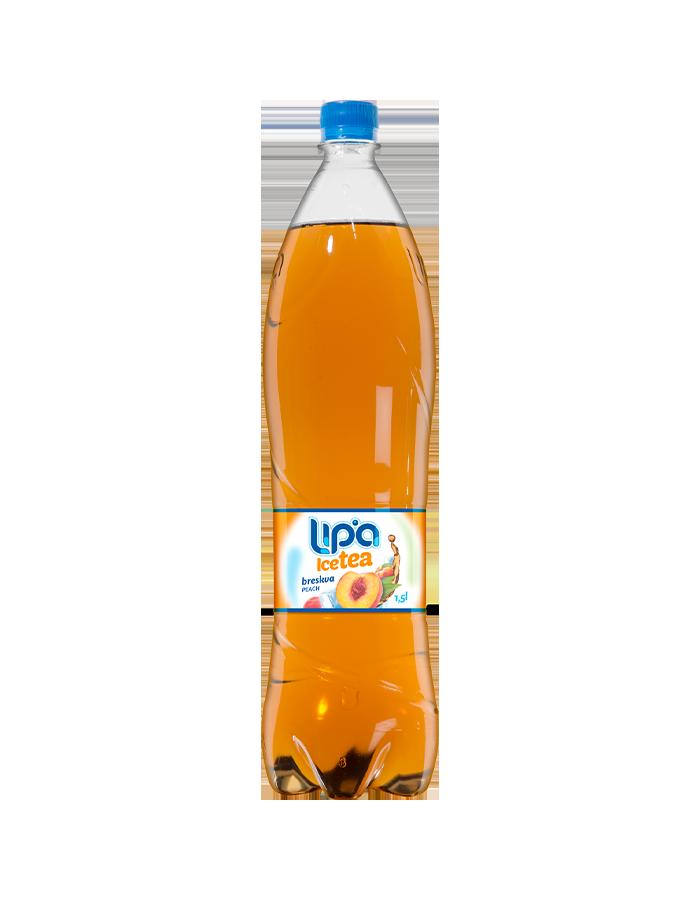 Lipa Icetea breskva 1.5 L