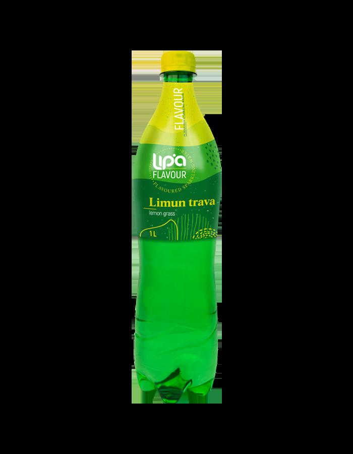 Lipa flavour limun trava 1 L